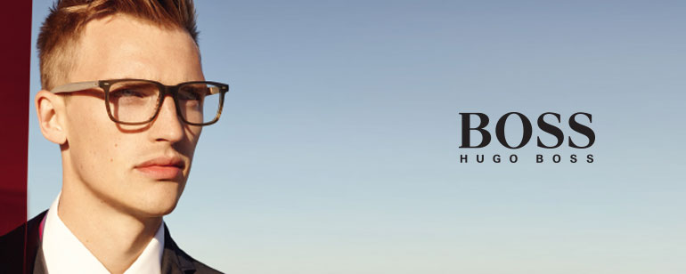 PRESCRIPTION GLASSES › BOSS Hugo Boss