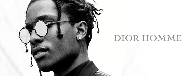 SUNGLASSES › Dior Homme