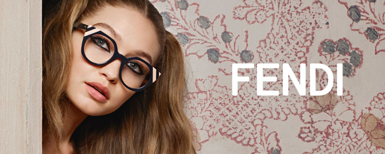 PRESCRIPTION GLASSES › FENDI › FF 0015 » HVPQNOCHR - 7TU